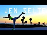 Jen Selter - Booty Workout (FitABS - Fitness Motivation HD)