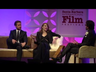 SBIFF 2017 - Ryan Gosling Discusses La La Land