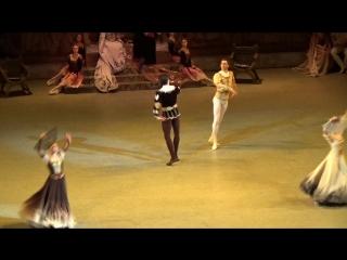 ЛО 30.05.17 Испанский танец: А.Петушкова.А.Белобородов,А.Попова,А.Кузьмин.