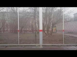 Лосиноостровская - Ярославский вокзал. 7 апреля 2017 года.