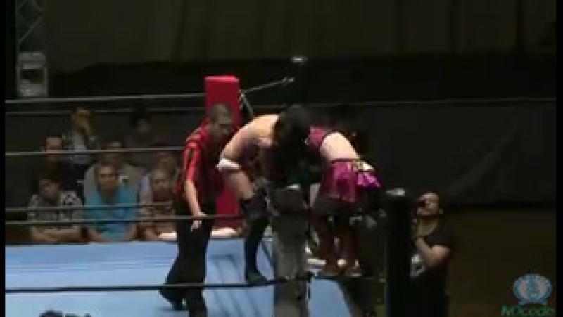 6 Ice Ribbon ICEx Infinity Championship Aoi Kizuki c Vs Tsukushi 8 30 15