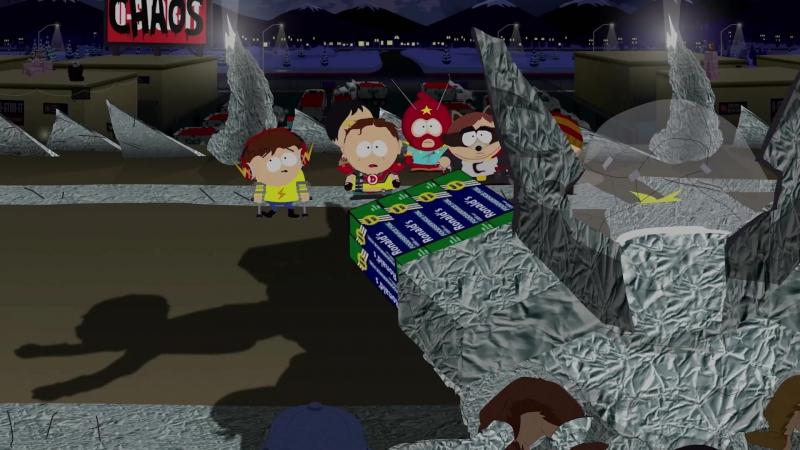 South Park The Fractured But Whole - официальный трейлер E3 2017 – Противостояние