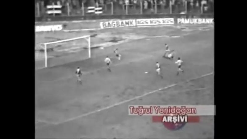 Lig Özetleri - 1983 - 1984 Sezonu - 12 Hafta - Beşiktaş 2-1 Boluspor