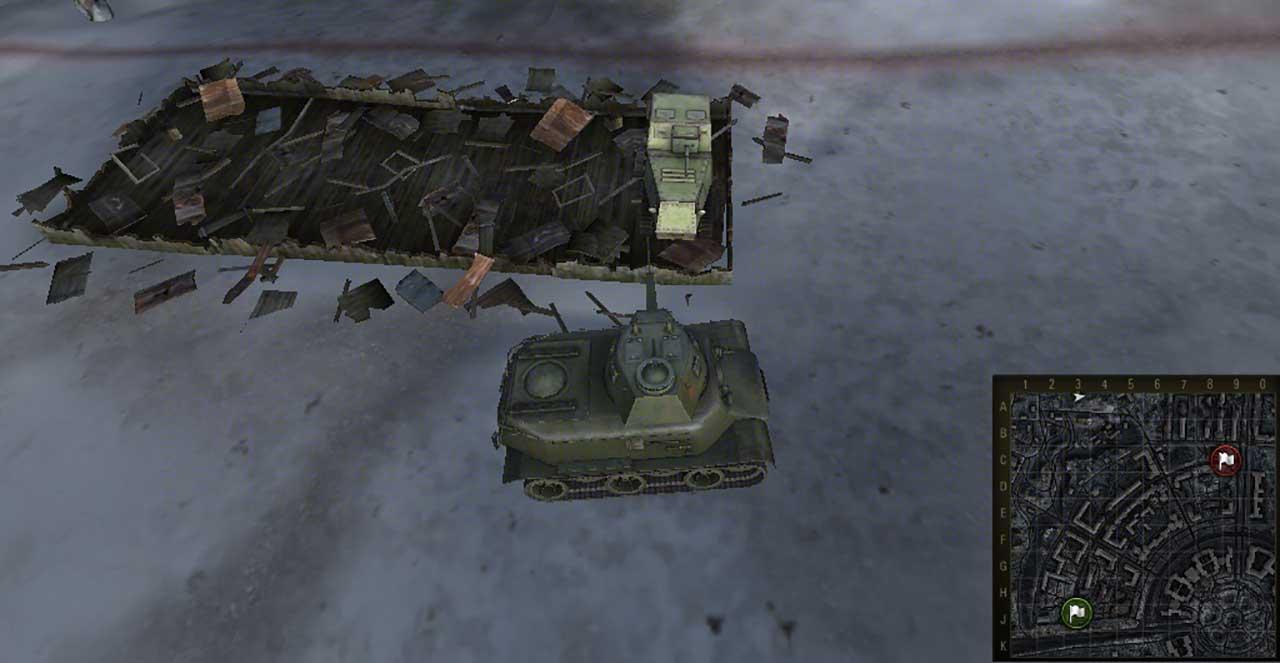 ХТЗ-16 - Танки с World of Tanks