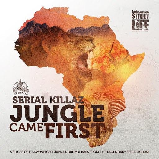 Serial Killaz альбом Jungle Came First EP