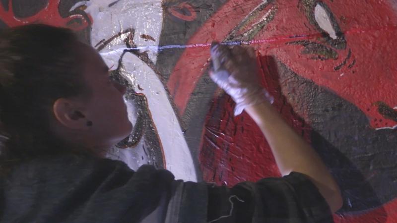 Экспедиция ВОСХОД | Бомбим граффити в Берлине