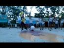 лагерный танец 3 отряд очень Смешной