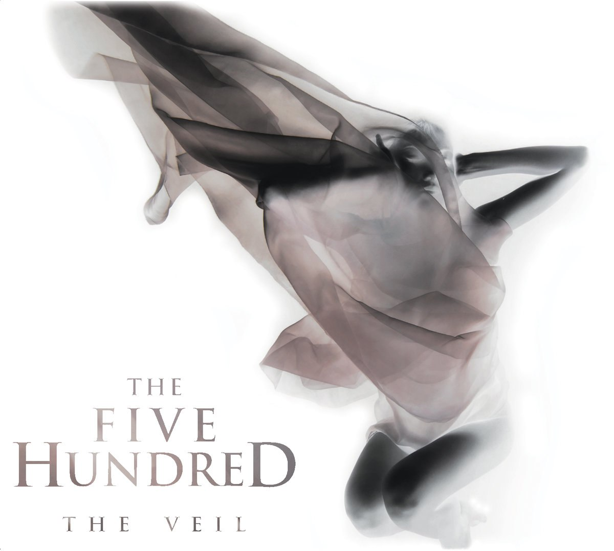 The Five Hundred - The Veil [EP] (2017)