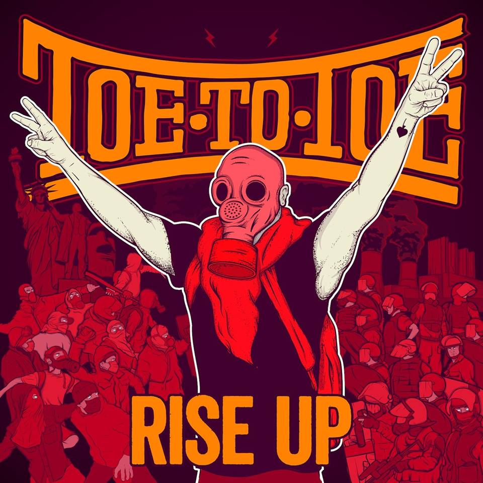 Toe To Toe - Rise Up (2017)