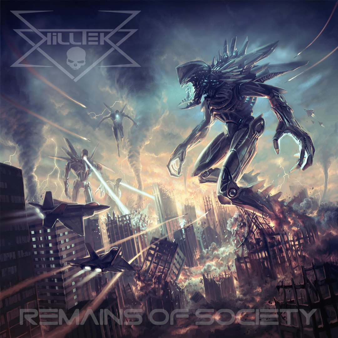 Killtek - Remains of Society [EP] (2017)