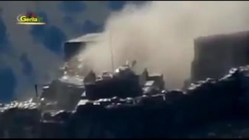 Бойцы РПК заПТУРили позицию турецкой армии близ городка Шемдинли в провинции Хаккяри
