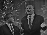Юрий Тимошенко (Тарапунька) и Ефим Березин (Штепсель). 1967 Давайте представим