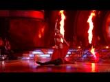 Dancing with the Stars]Season 25[Nikki Bella Artem Chigvintsev Tango]Танцы Со Звездами]Никки Белла и Артем Чигвинцев]720]
