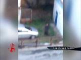 ЭКСКЛЮЗИВ. Извращенец снял штаны напротив студенческого общежития. ВИДЕО