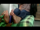 Milagros tickles Daniella , Foot Tickling Audition (PREVIEW)