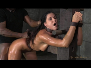SexuallyBroken - July 04, 2014 - India Summer (трахают связанных - бондаж,секс bdsm бдсм)