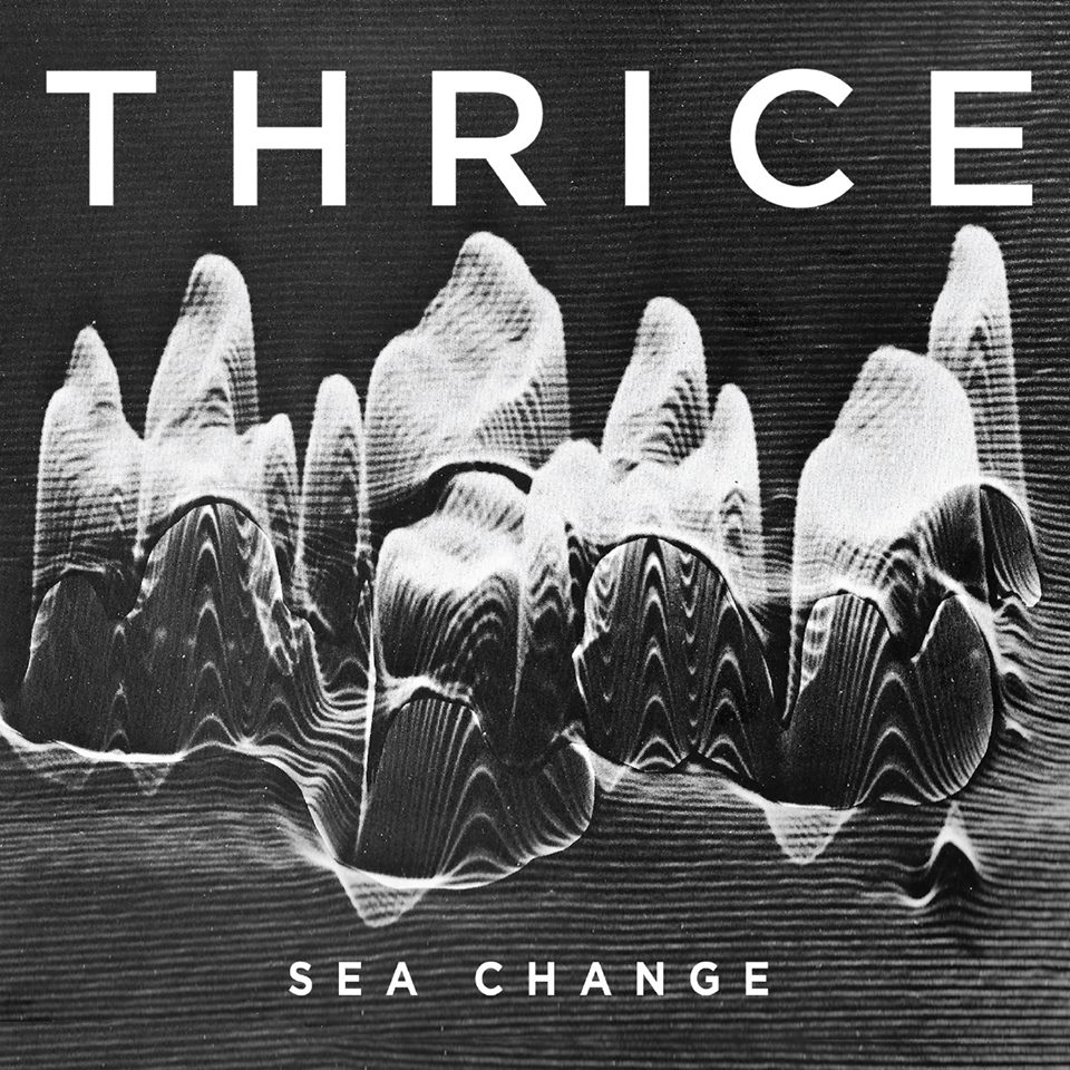 Thrice - Sea Change [single] (2017)