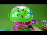 Popples Toys Unboxing Bubbles Sunny Yikes LuLu Popples Treehouse Playset and Trolls Blind Packs Toys