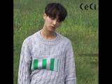 [BTS] 24.09.2017 KiKwang - Ceci Korea Magazine October 2017 Issue Photoshoot Making