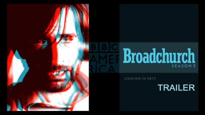 Бродчёрч (Убийство на пляже). 3 сезон. Трейлер / Broadchurch. Season 3. Trailer.