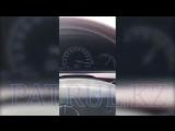 ОҚО-да жылдамдықты асырған көлік жантүршігерлік жол апатына түсті (видео)