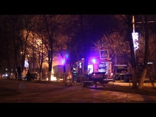авто возле 27 дома Московский мкр 1