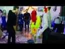 Банкетный зал Шекспир. Новогодний корпоратив. Ритуальный куриный танец по высиживанию яиц