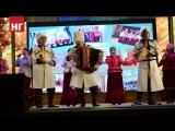 В Костанае состоялся первый большой концерт вокального ансамбля