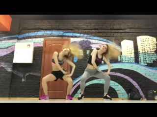 Hendrix Studio Савёловская. Танцевальный зал № 9. Танцы в Москве! rihanna - work / choreography / dancecover