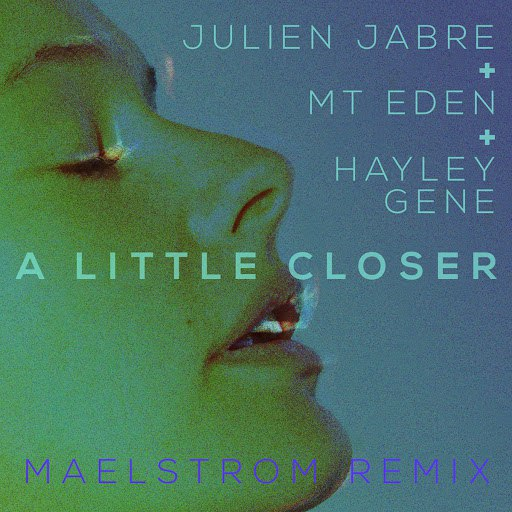 Julien Jabre альбом A Little Closer (Maelstrom Remix)