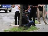25 июля 2017 - Роберт на улицах Нью-Йорка, США