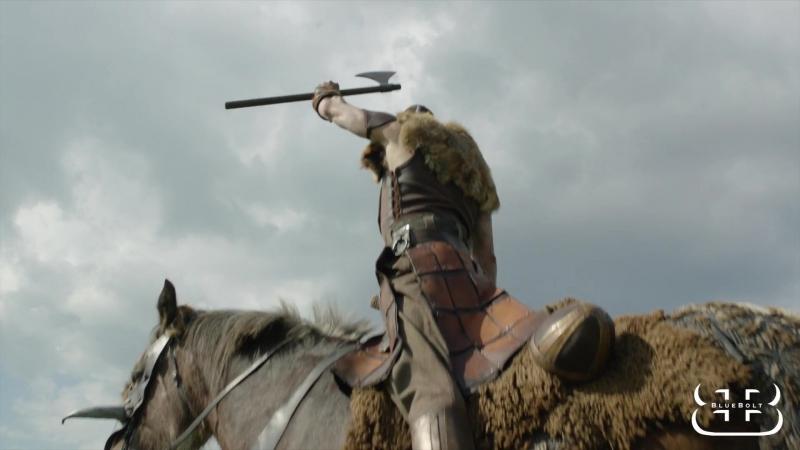 Последнее королевство / The Last Kingdom.2 сезон.Спецэффекты (2017) [1080p]