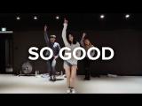 1Million dance studio So Good - Zara Larsson ft. Ty Dolla $ign / Tina Boo Choreography