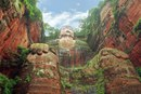 Статуя Будды в Лэшане - одна из самых высоких статуй Будды на Земле и…