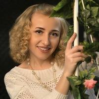 Анкета Настёна Ерофеева