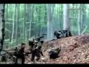 Спецназ ГРУ! снайпер убивает боевика в чечне