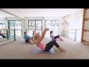 Sandra Hanna -  45 Minute Workout Intermediate (Number 1) | Калланетика