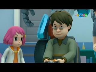 Тобот - Сезон 2 - Серия 02 - смотреть мультфильмы онлайн на mult-karapuz.com
