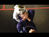 Bernardo Faria - How to Counter the Head Push vs Over Under Pass