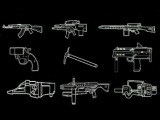 Half-Life 2   All Beta Weapon Animations   60FPS