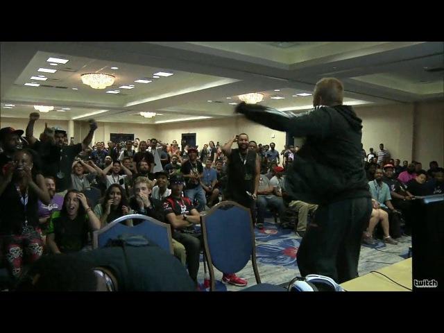Injustice 2 Pro Series CEO 2017 (Madzin VS MaxNinja) Pools