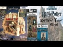 Harry Potter Nano Metalfigs Gryffindor Tower Playset Unboxing & Toy Review