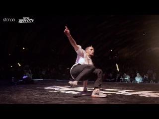 Mounir vs Vero ► .stance x Taipei Bboy City x Undisputed 2017 ◄