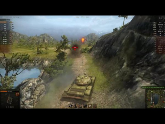 World of Tanks - Братишки - Взрыв из прошлого 31