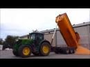 La Littorale C320 6210R Lexion 630 Maïs grain 2017