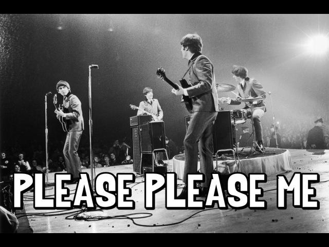The Beatles - Please Please Me (Subtitulada)