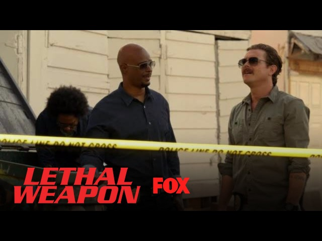 Roger, Martin, Scorsese Find A Dead Body | Season 2 Ep. 9 | LETHAL WEAPON