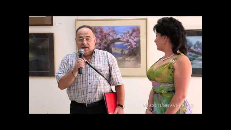 19 августа 2014 галерея «Южный Эрмитаж» Открытие выставки Яны Чиж