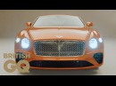 The New Bentley Continental GT Fast And Smooth GQ Cars British GQ