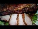 Как закоптить сало и мясо /горячего и холодного копчения в домашних условиях.
